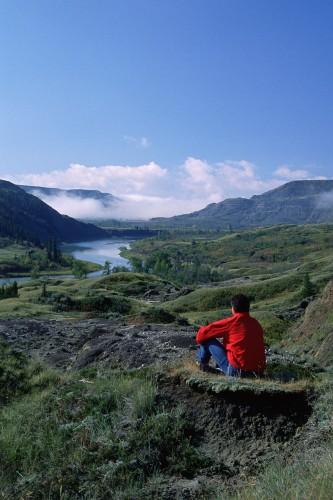 ドライ・アイランド・バッファロー・ジャンプ州立公園