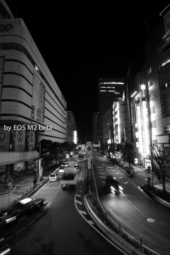 EOS M2 Beta Sample