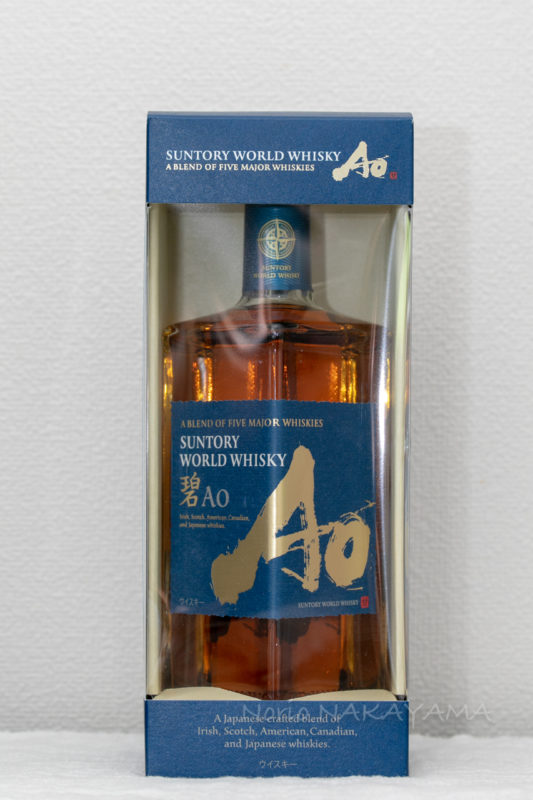 碧ao SUNTORY WORLD WHISKEY